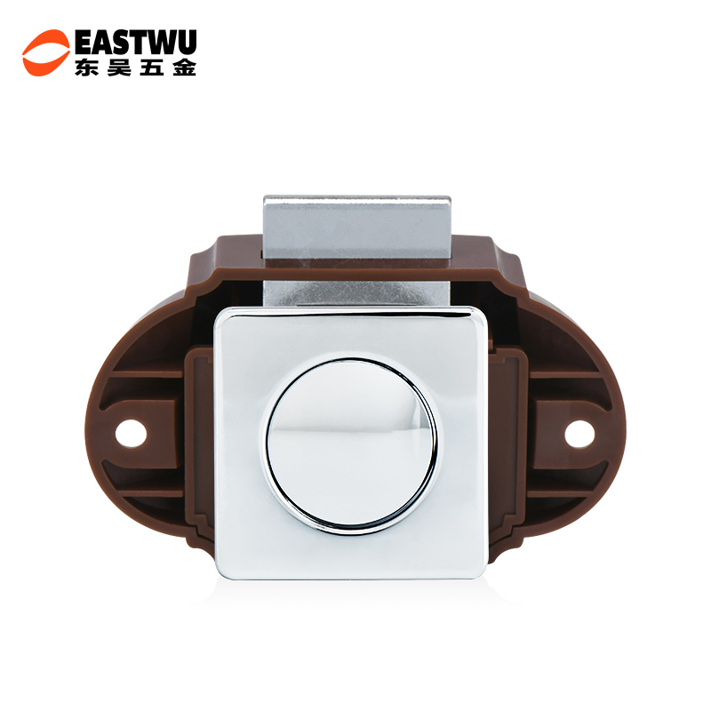 P02B-S 房车方形按钮锁